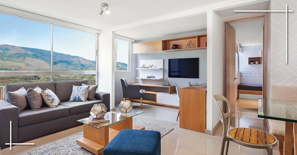 Optimización de los espacios pequeños en el hogar